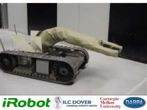 iRobot AIRarm Inflatable Robotic Arm
