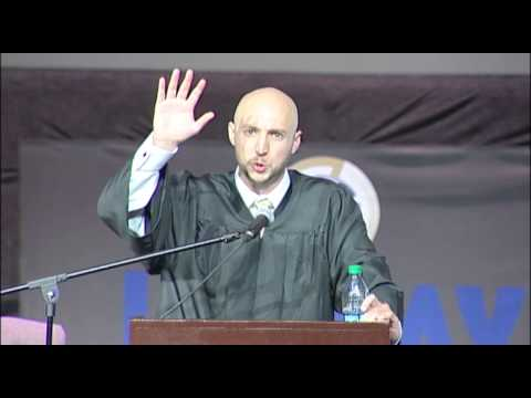KIPP Gaston College Preparatory Commencement Speech by Rob Jentsch