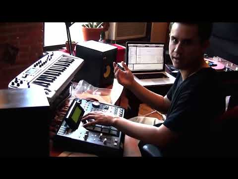 Frank Dukes Beat Making In Brooklyn
