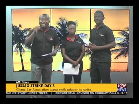 AM News on Joy News (25-5-16)