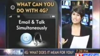 Sibal to launch India's first 4G service tomorrow