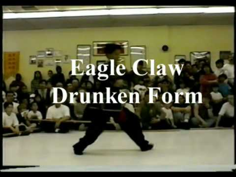Lily Lau Eagle Claw Kung Fu - Concord, California School Grand Opening 1994