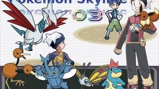 Pok 233 Mon Skyline Part 2 Starters Professors And A Gym