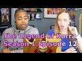 The Legend Of Korra Season 1 Episode 12