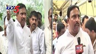 తెలంగాణలో కాంగ్రెస్కి మరో ఎదురుదెబ్బ..! | Ex Minister Danam Nagender Face To Face