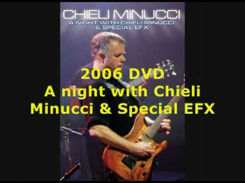 25th anniversary 2010 - Chieli Minucci&Special EFX