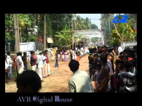 Varkala Mutharamman Kovil Ammankoda 2012.mp4 video