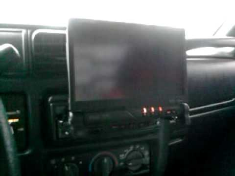 Kenwood KVT-516 - Chevy S10