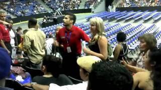 "Summit graduation 2011 fight ""thats my seat"""