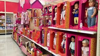 American Girl Doll Shopping Trip and Haul
