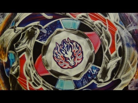 Beyblade Zero-G SAMURAi PEGASiS W105R2F ~unboxing~review~test spin~