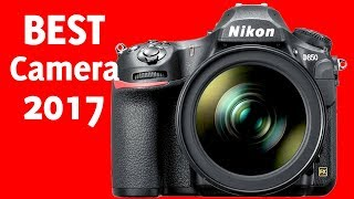 Nikon D850 Voted BEST Camera of 2017
