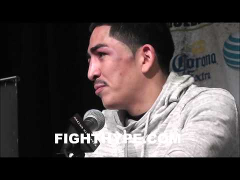 LEO SANTA CRUZ DISCUSSES VICTORY OVER CRISTIAN MIJARES FUTURE PLANS AND MORE