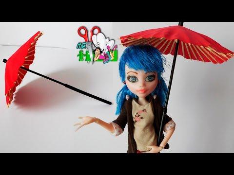 Леди баг кукла своими руками