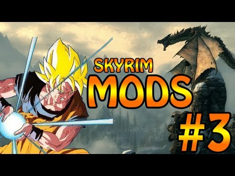 Skyrim - Mejores Mods - Skyrim - Mejores mods - Episodio 3