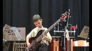 download lagu Hello L.richie S.buban 9years 5 Strings Bass Solo gratis