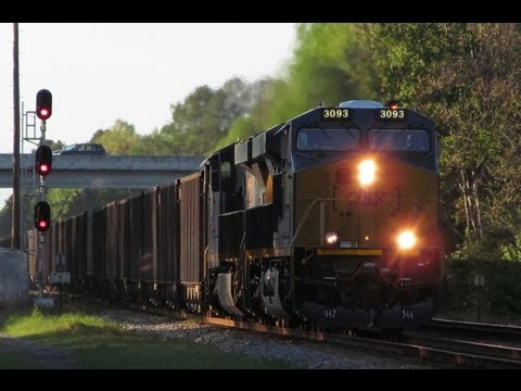 [HD] Railwatch 2013 - Folkston, GA - Saturday April 6, 2013 Part 3