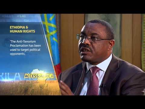 Ethiopian Response to Criticism | Access Africa | CNBC International