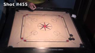 Amazing carrom Shots