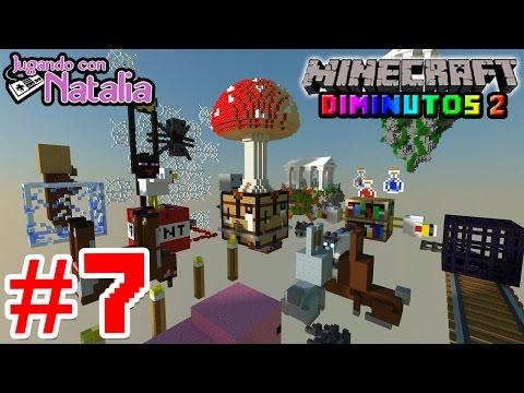 ILUMINACIÓN ESTILO TNT!   Viernes de Minecraft - Diminutos 2 #7