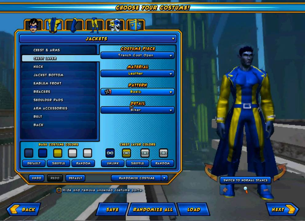 how to make the movie nightcrawler on champions online - YouTube