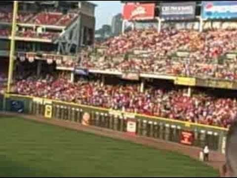 Barry Larkin - 2008 Cincinnati REDS Hall of Fame Induction