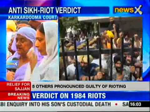 Congress leader Sajjan Kumar acquitted in anti-Sikh riots case