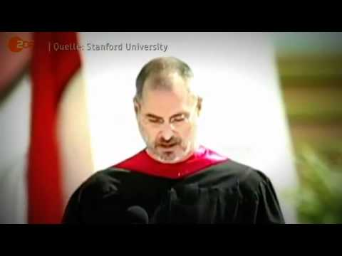 Steve Jobs berühmteste  Rede in Deutsch - Motivation und Leidenschaft pur!