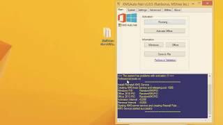 KMSAuto Net 2016 v1.3.8 Portable-Activer Windows et Office