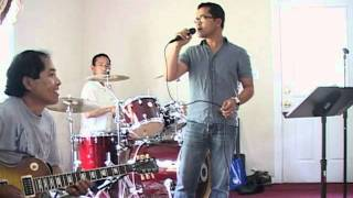"""Khmer Band """"Pheakdey Sneah"""" Cover by Reaksmey Dara Band"""