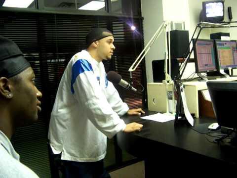 MISTA JIPPA @ 102.7 DA BLAZE WITH DJ BLACK!LIVE INTERVIEW!