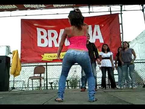 Bailando seximente perreo ::: por el trofeo = [conta] ::PROD::: Nikitin:.