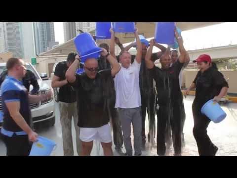 GM ALS Ice Bucket Challenge