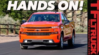 New 2020 Chevy Silverado 1500 3.0L Diesel: Everything There Is To Know!