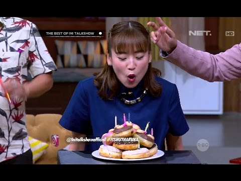 download lagu The Best Of Ini Talk Show - Yeay Haruka Dapet Surprise Ulang Tahun gratis