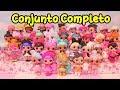 LOL Surpresa Série 2 Onda 1 & 2 Conjunto COMPLETO com Bonecas ULTRA RARAS -Brinquedonovelinhas