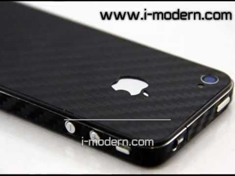 iPhone Carbon Protector - i-Modern