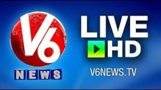 V6 Telugu Live News Channel | V6 Live TV