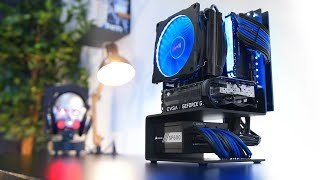 Building A Minimal PC Like You've Never Seen