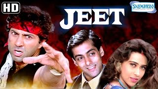 Download Jeet (HD) (1996) Hindi Full Movie in 15 mins - Salman Khan - Sunny Deol - Karishma Kapoor 3Gp Mp4
