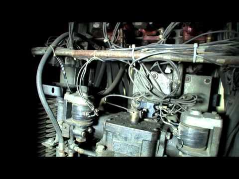 Electrical Apparatus F7 Diesel Electric Locomotive - P2