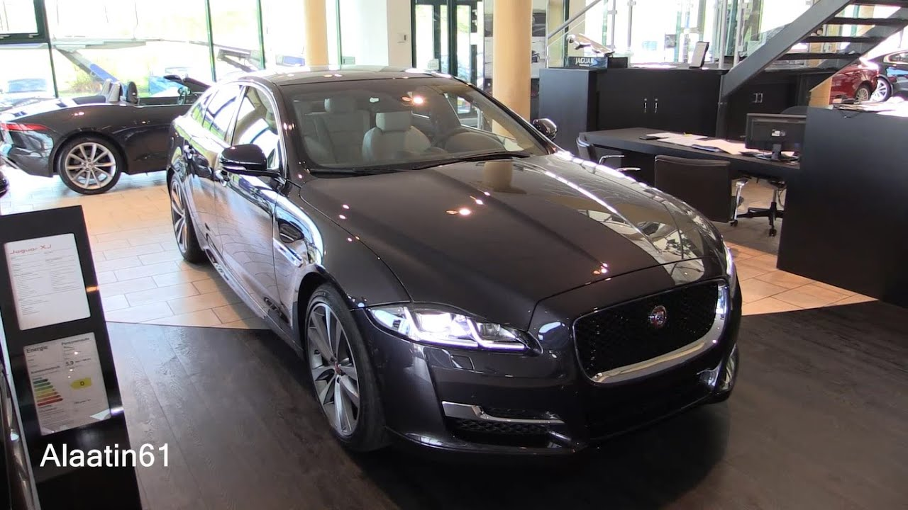 Used Jaguar XJ Series 2017 for Sale  Motorscouk