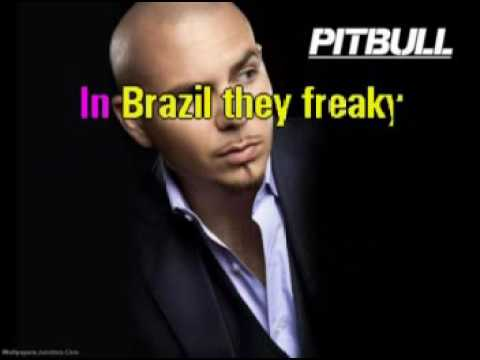 Pitbull & Chris Brown   International Love Clean