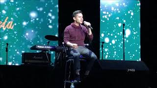 Hd David Archuleta 03 Winter In The Air A Mnl Benefit Concert 16 Nov 2018