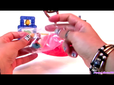 Angry Birds K NEX SPACE Hogs on Mars Building Toys Playset Build like Lego Review by Disneycollector