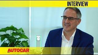 Zac Hollis - Director Sales, Service & Marketing, Skoda Auto India | Interview | Autocar India