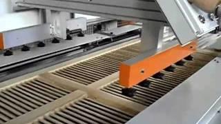 STRETTOMATIK MCN - BAUSOLA - Strettoio orizzontale meccanico autocentrante