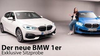 Weltpremiere BMW 1er (F40): exklusive Sitzprobe im neuen Premium-Kompakten - Autophorie