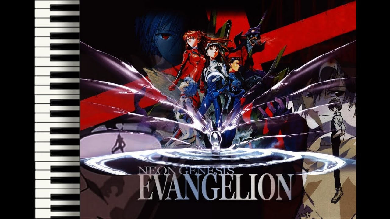 neon genesis evangelion cruel angels thesis sheet music