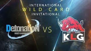 Video clip [22.04.2015] DFM vs KLG [IWCI Xuân  2015]